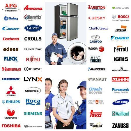 Servicio de asistencia técnica en frigorificos con Reparación de Electrodomésticos Elda